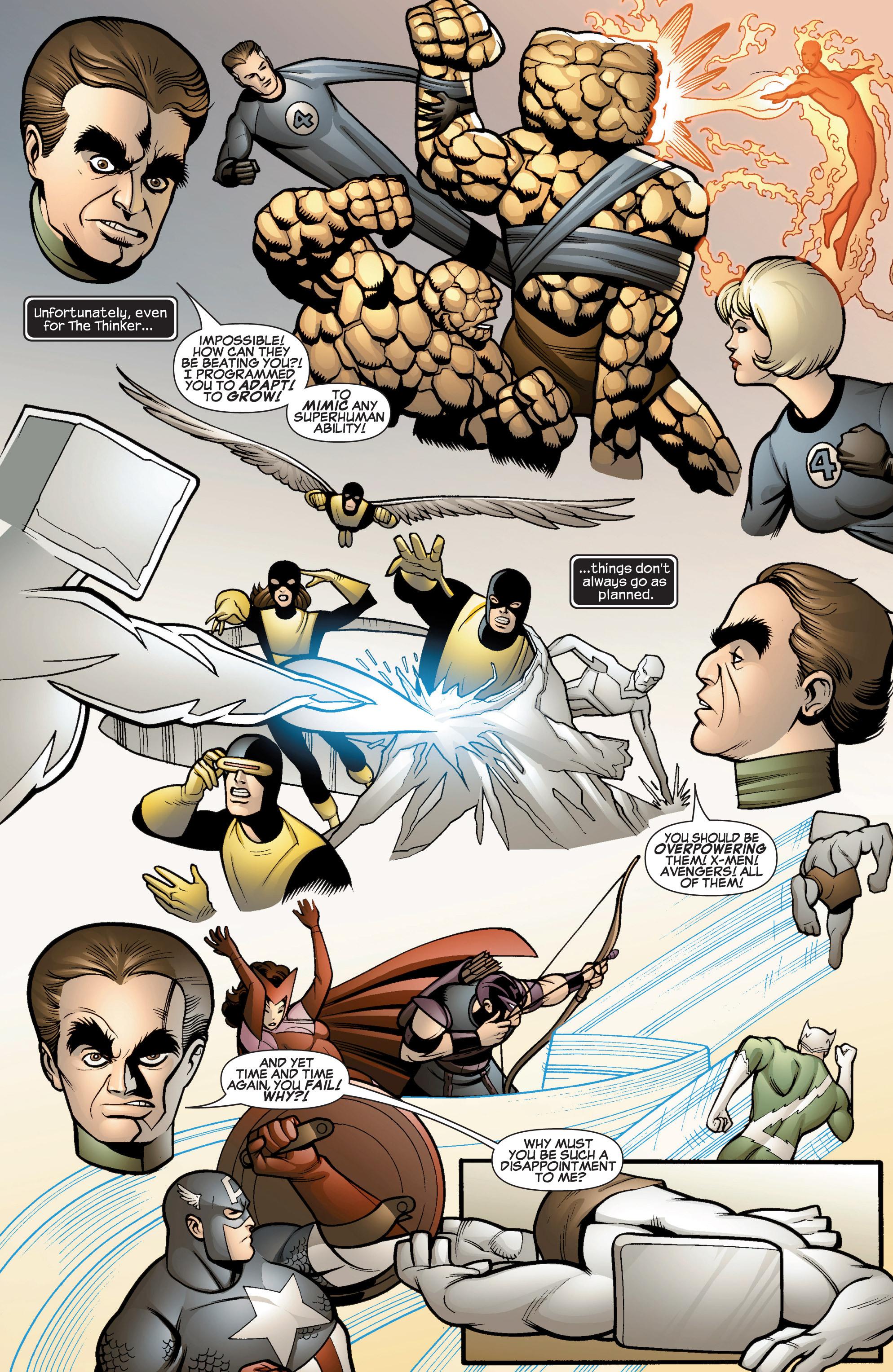 Read online She-Hulk (2005) comic -  Issue #14 - 6