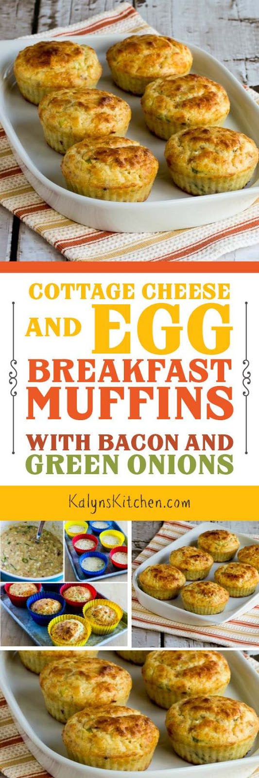 Kalyn S Kitchen 174 Cottage Cheese And Egg Breakfast Muffins