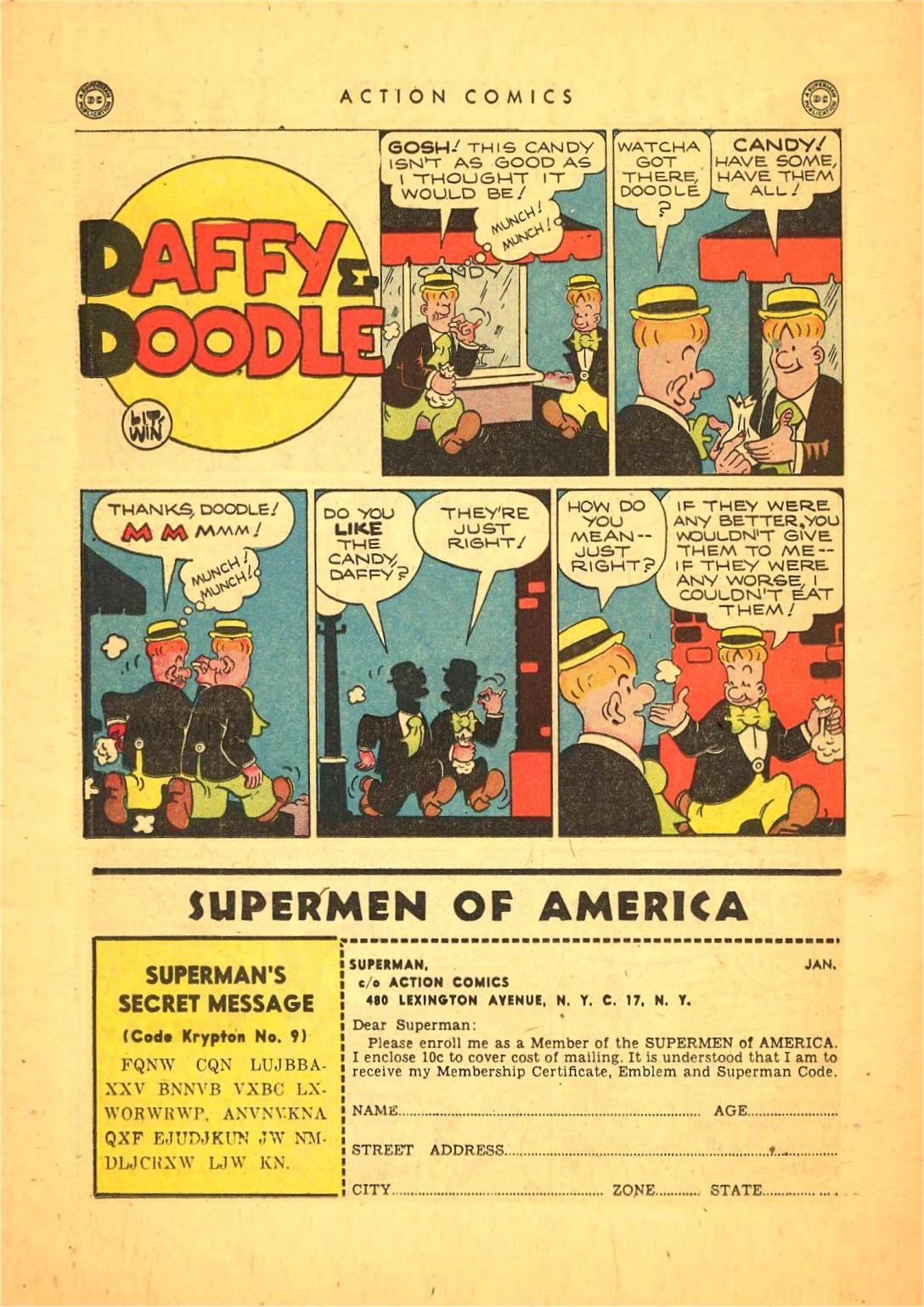 Action Comics (1938) 116 Page 30