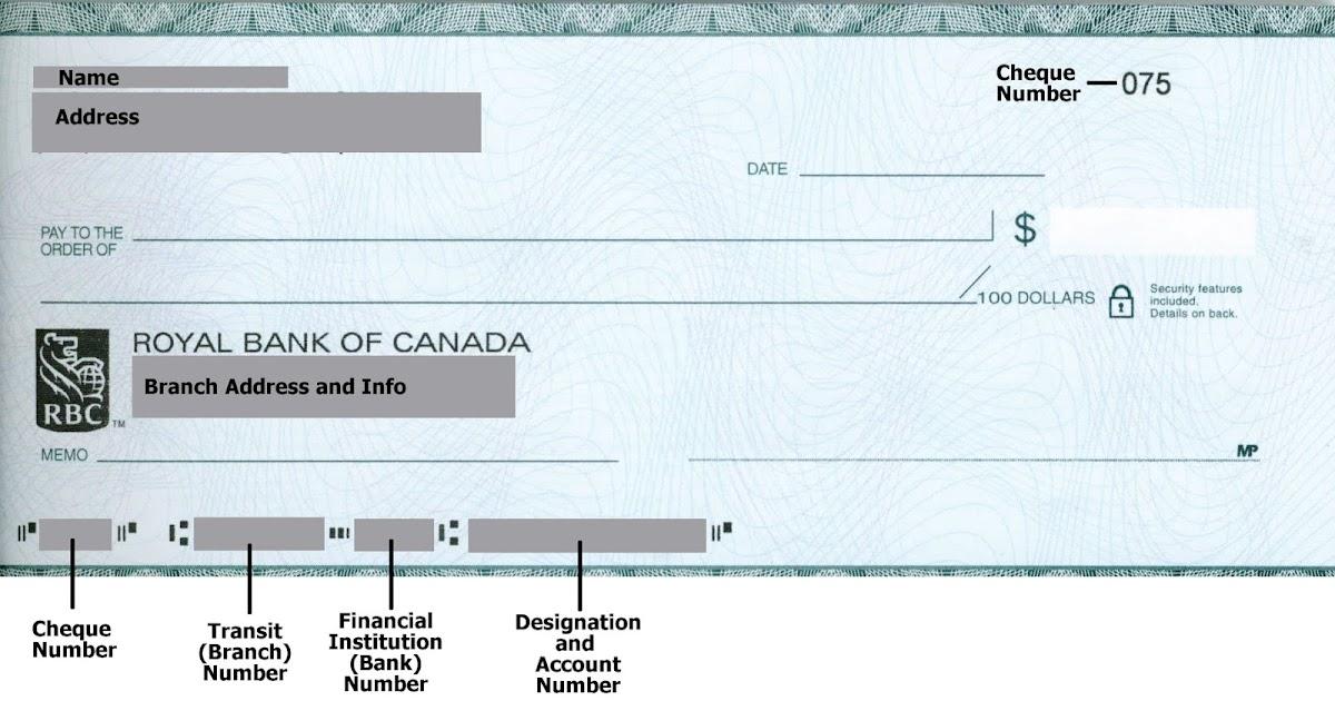 comment remplir cheque desjardins canada