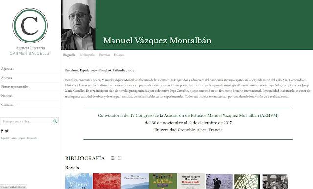 http://www.agenciabalcells.com/autores/autor/manuel-vazquez-montalban