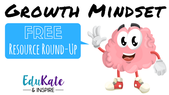 Free Growth Mindset Resources