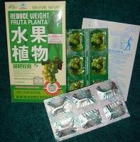 Fruta planta producto chino para adelgazar