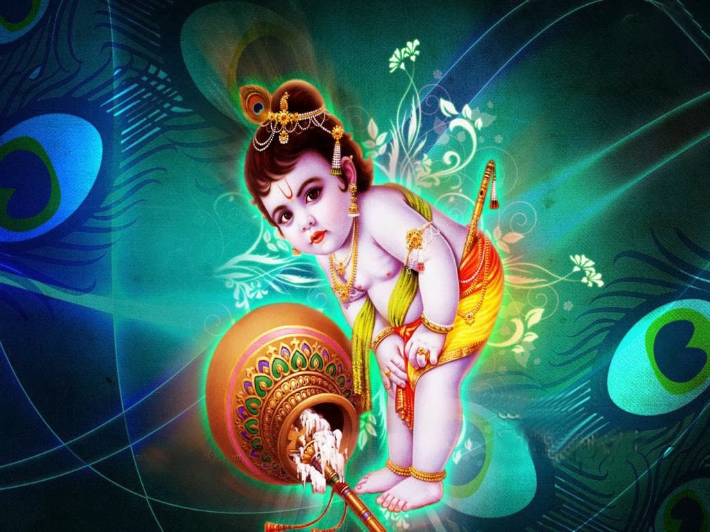 All Wallpaper In HD: Happy Janmashtami Wishes ,Kishan Gopi