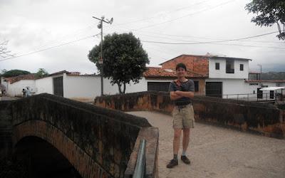 Puente Giron Santander Pueblo Patrimonio Colombia