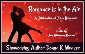 Romance is in the Air featuring Donna K. Weaver – 28 February