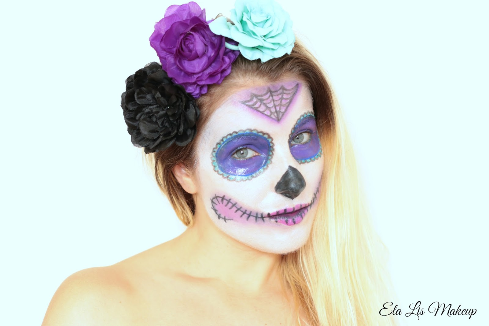 Sugar Skull - Happy Halloween !!!