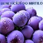 Benefícios da fruta Mirtilo