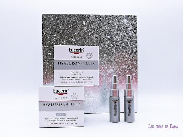 Navidad Ritual Premium Hyaluron Filler regalos belleza antiedad hialuronico farmacia dermocosmética cuidado facial skincare