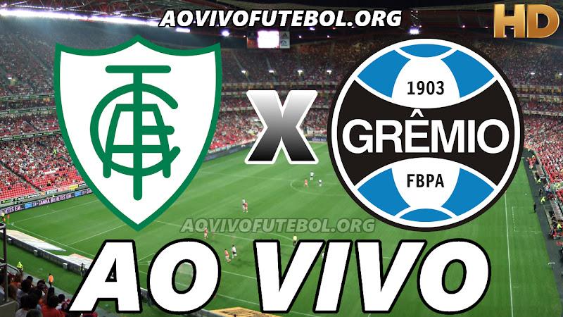 América Mineiro x Grêmio Ao Vivo HD