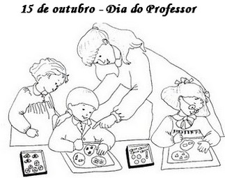 Dia Do Professor Desenhos Atividades Exercicios Colorir Ii