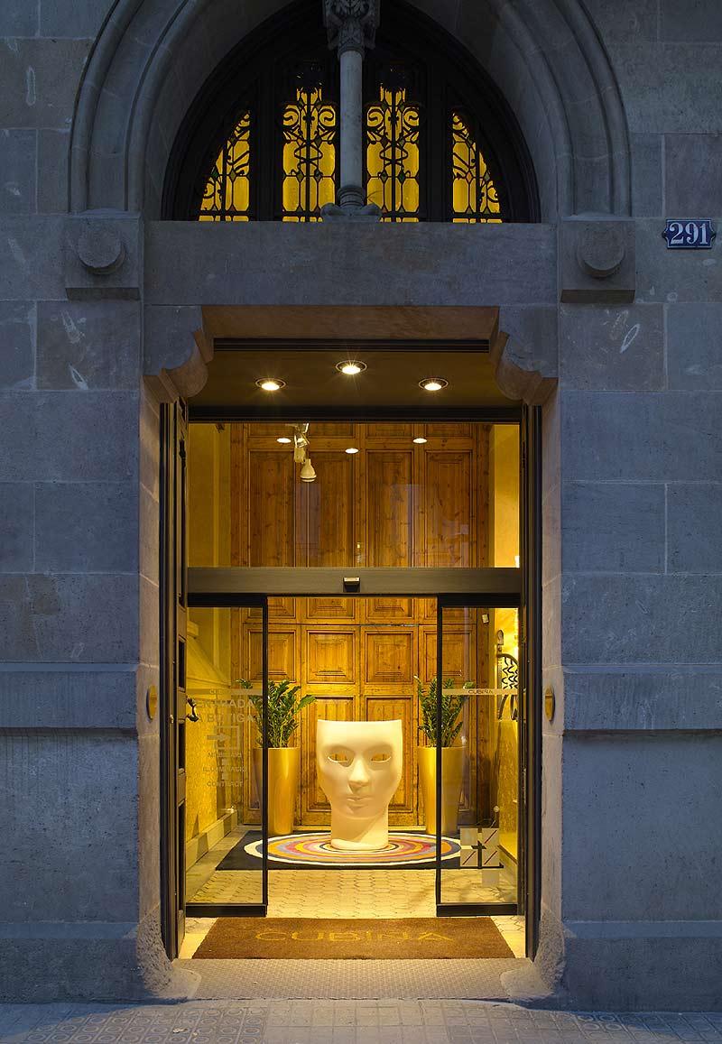 Cubi Mobiliario E Iluminaci N Contempor Neos En Una Joya Del  # Muebles Favorita Urgell