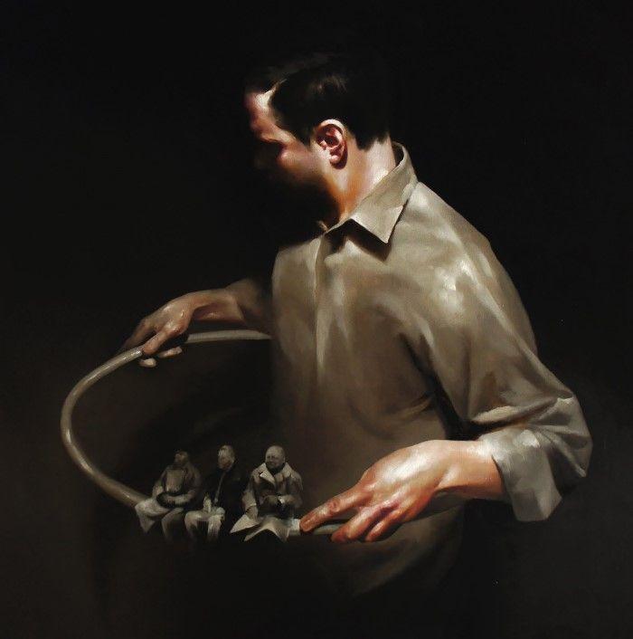 Игра светотени. Radu Belcin