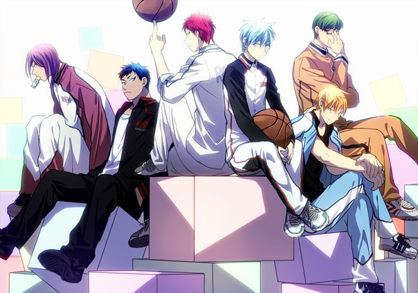 Kuroko no Basket Season 2 Sub Indo