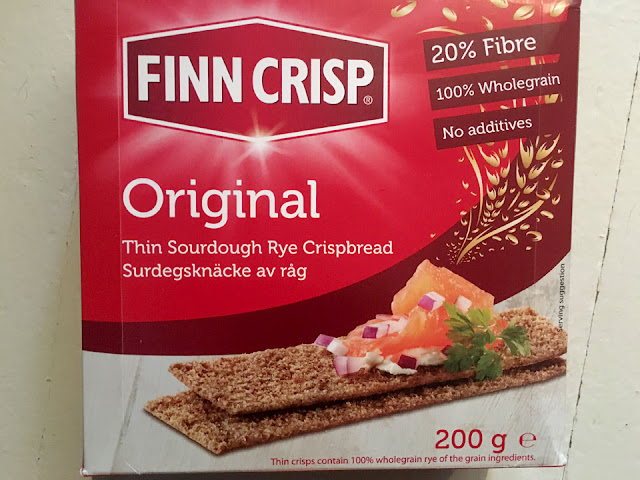 Finn Crisp sourdough crackers