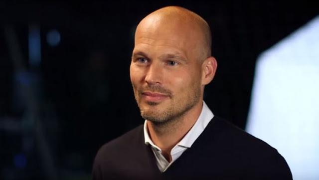 RESMI ! Arsenal Tunjuk Fredrik Ljungberg Jadi Pelatih