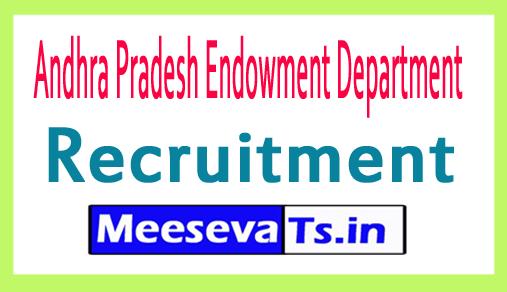 AP Endowment Dept Recruitment