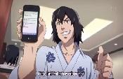 Mirai Nikki - Episodio 13