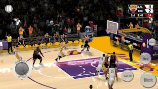 Download NBA 2K13 Mod NBA 2K17 Apk