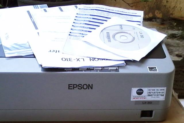 Driver Printer Epson L310