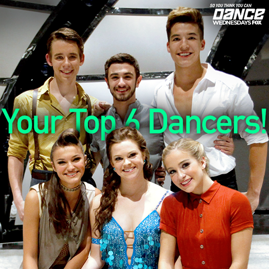 Recap/review of So You Think You Can Dance Season 11 - Top 6 Perform by freshfromthe.com