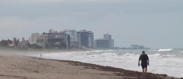 Apartamentos y playas frente al Océano Atlántico