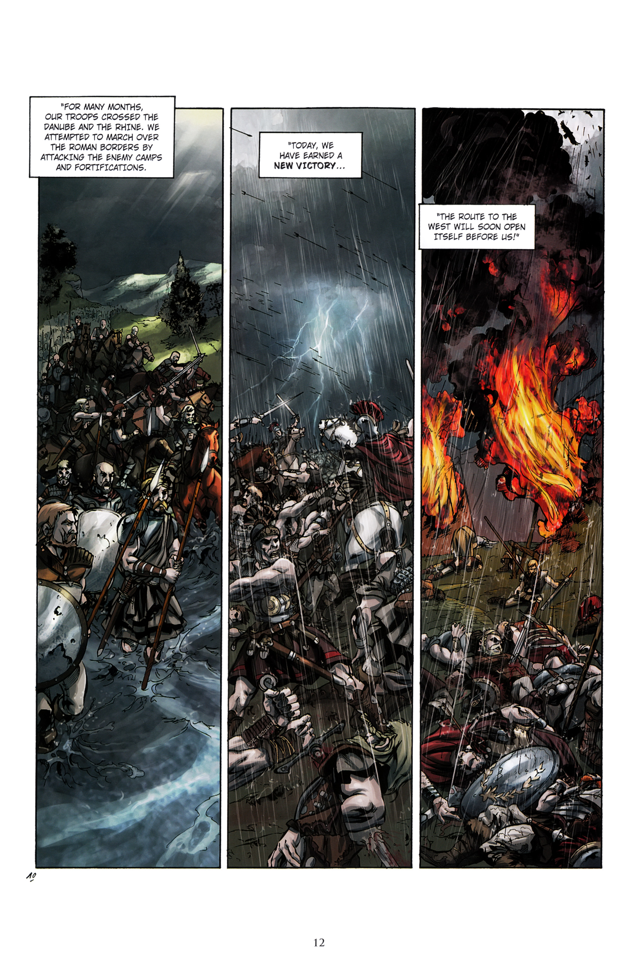 Read online Assassin's Creed (2012) comic -  Issue #2 - 16