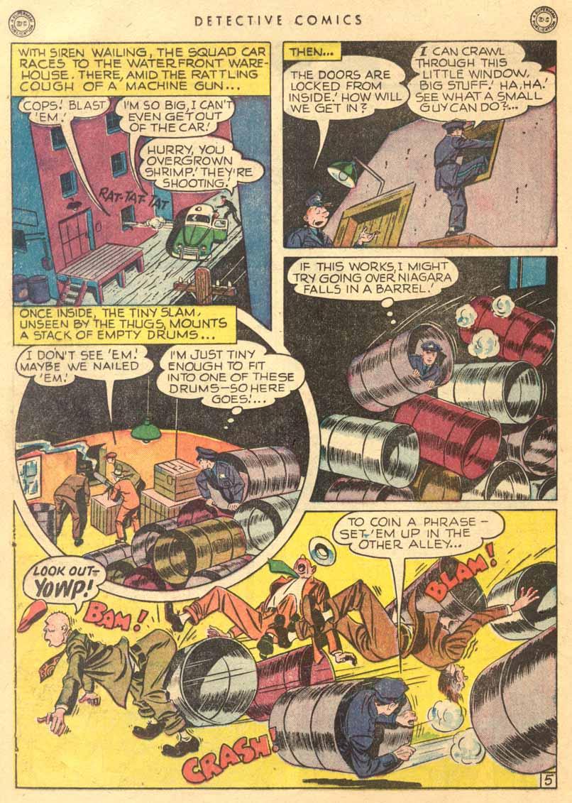 Read online Detective Comics (1937) comic -  Issue #149 - 28