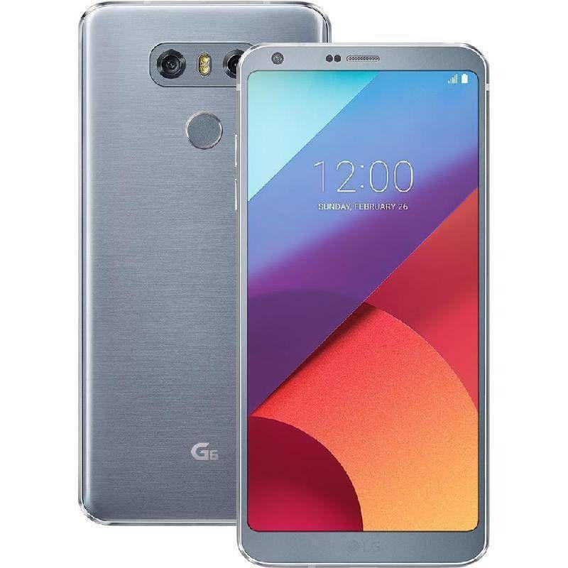 ذويب فلاشاج: تفليش و تحديث هواتف LG G6 H873