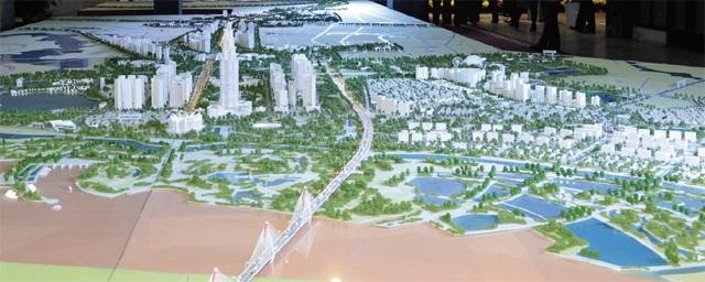Phối cảnh dự án chung cư Intracom Vĩnh Ngọc.
