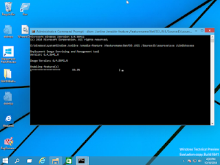 Cara Baru Install .NET Framework 3.5 Offline di Windows 10