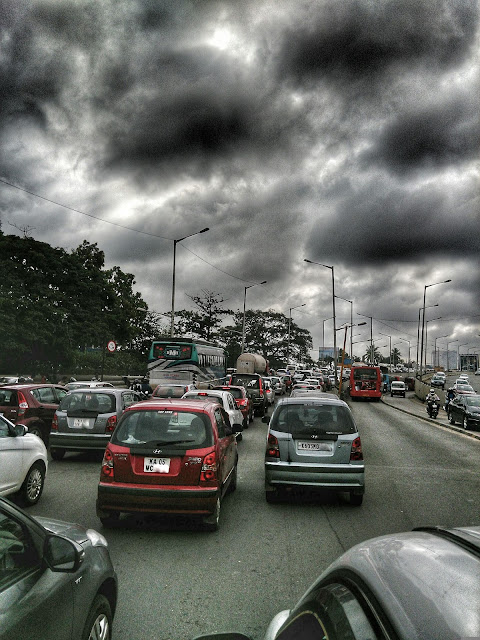 Our World Tuesday: Traffic