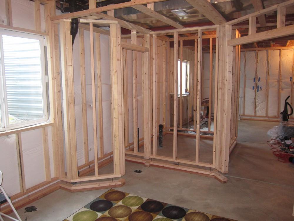 Basement Waterproofing - Building Basement Walls