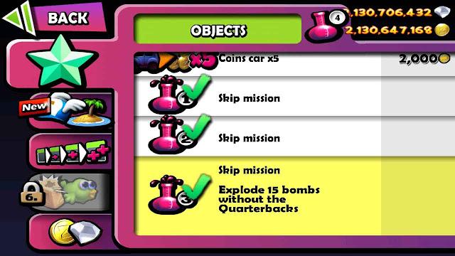 cara tercepat naikin level potion zombie tsunami