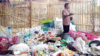 Rencana Warung Sampah akan Jadi Inovasi Baru di Kampung Samadikun Selatan
