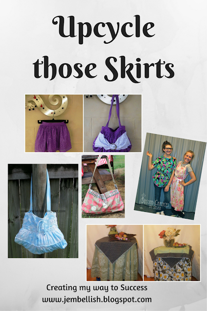 Upcycling Skirts