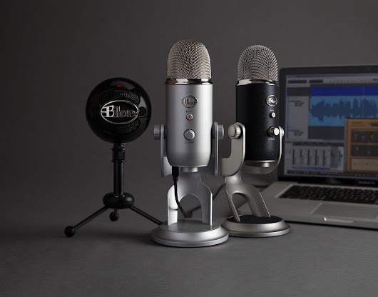 Blue Microphones Announces USB Studio Series, All-in-one Systems Featuring Snowball, Yeti and Yeti Pro Mics