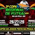 RIO DO PIRES-BA: VEM AÍ 3ª COPA REGIONAL DE FUTSAL 2019