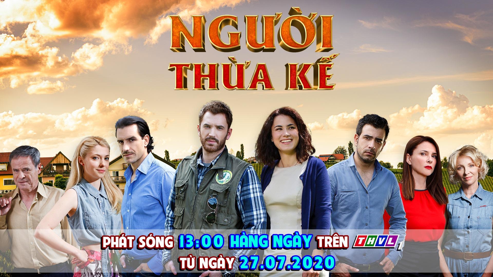 Người Thừa Kế - THVL1 (2020)