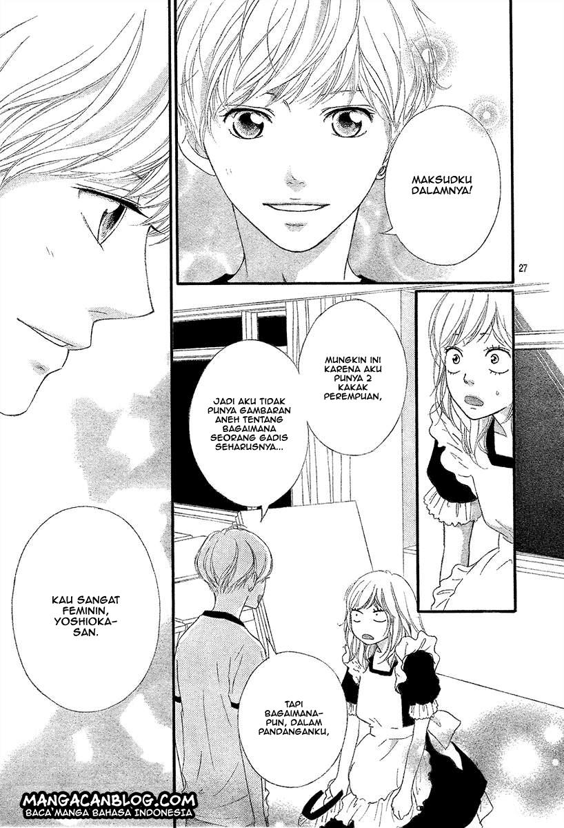 Ao Haru Ride Chapter 18-29