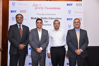 HUL's Fair and Lovely Foundation partners with NIIT and Liqvid English Edge to promote mobile skilling for women