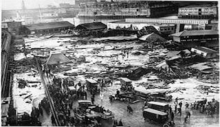 Inilah Bencana Banjir Paling Aneh Di Dunia