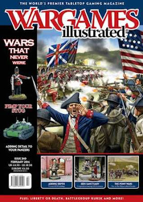 Wargames Illustrated 340, February 2016