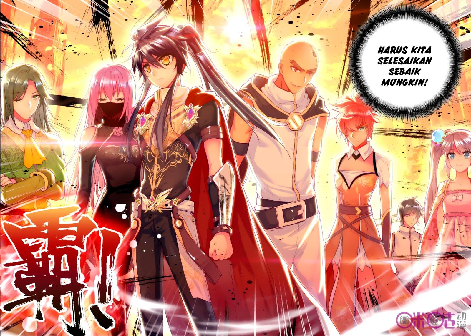 Baca Komik Manga Shen Yin Wang Zuo Chapter 115 Komik Station