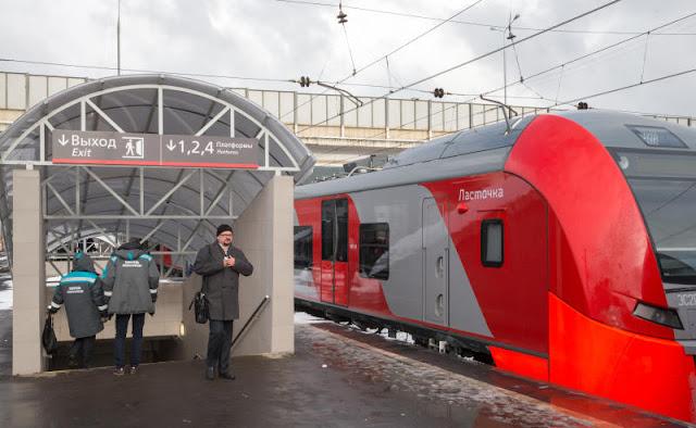 """В Твери и области вырастет цена билета на проезд в пригородных поездах и """"Ласточках"""""""
