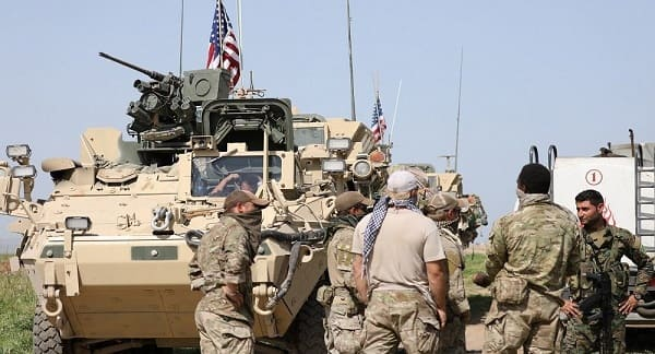 خبير روسي: واشنطن تدرب الإرهابيين في 19 معسكراً في سوريا.؟