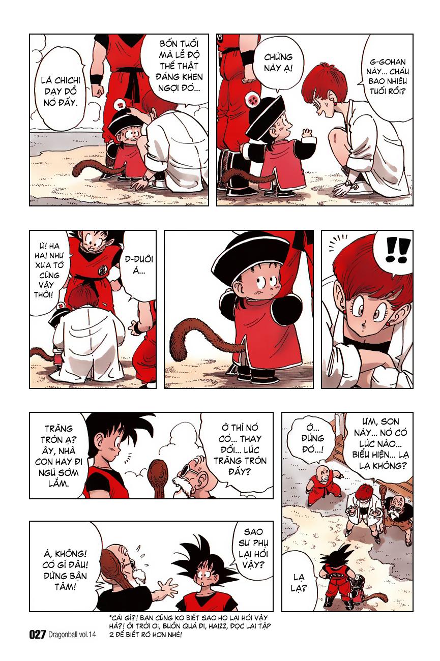 Dragon Ball chap 196 trang 9