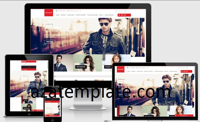 Template blogspot bán hàng free việt hóa full