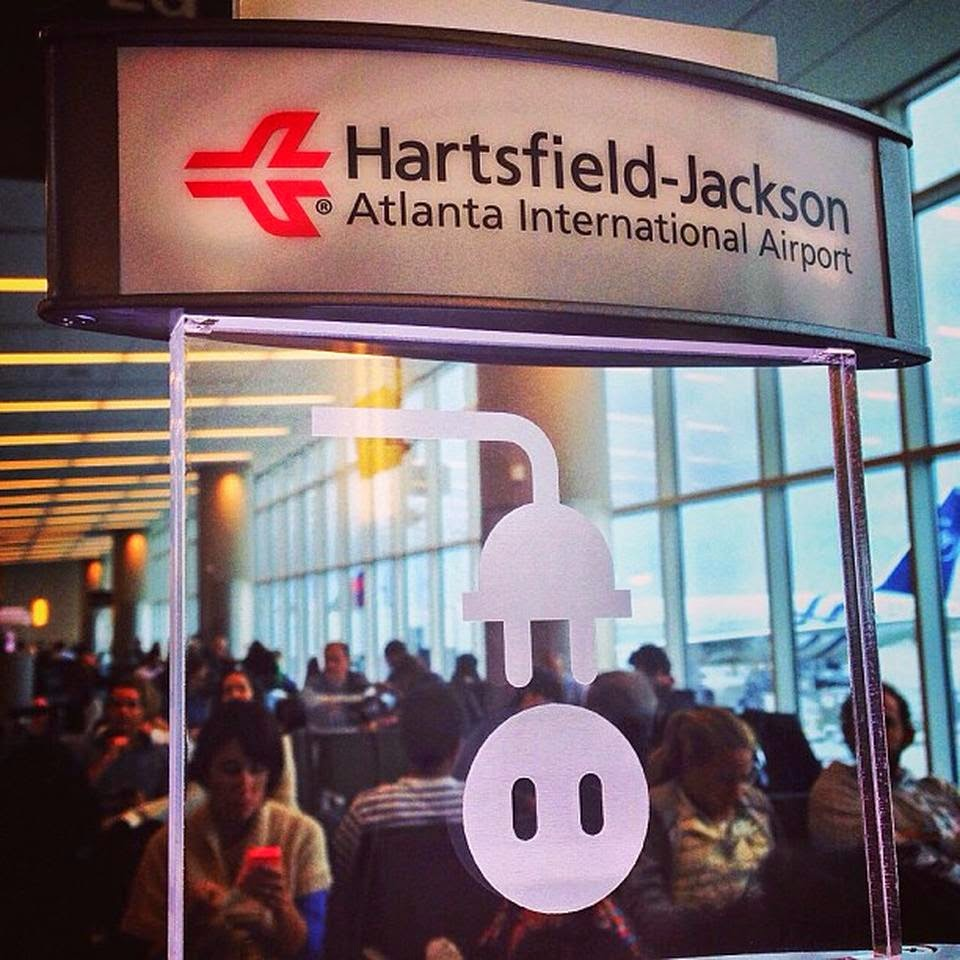 Worlds Top 10 Busiest Airports | Hartsfield–Jackson Atlanta International Airport, Georgia, USA – 94 million passengers each year