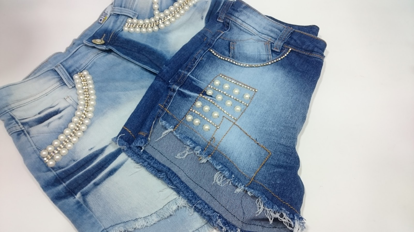 Armario Japones Barato ~ Artesanato Viviane Magalh u00e3es Como Customizar seu Jeans de Modo Rápido e Fácil